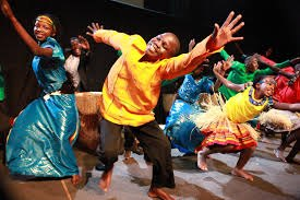 contributed photo The Watoto Children's Choir deliver concerts filled with song, dance and story-telling. It will perform at 7 p.m. Tuesday, June 3 at Celebration Lutheran Church in Sartell.