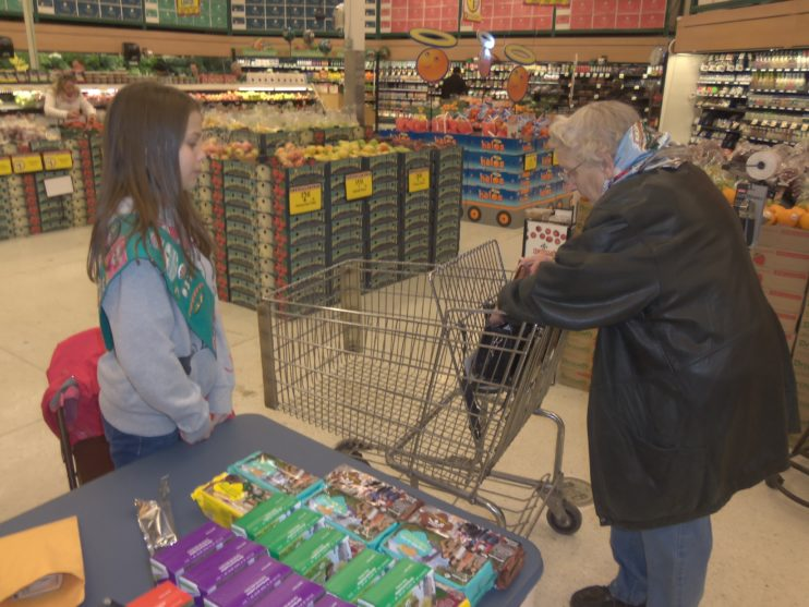 Girl Scouts celebrate entrepreneurial spirit with National Cookie Weekend