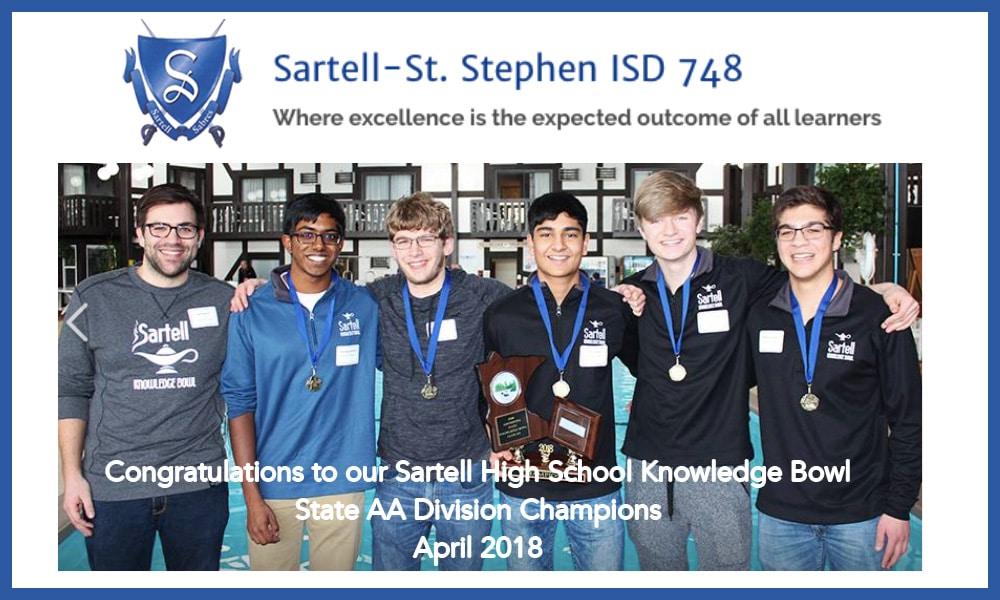 Sartell public schools spring guide